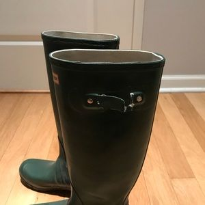 Hunter Shoes - Hunter Boots size 8
